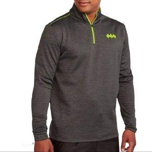 DC Comics Batman Gray Pullover Sweatshirt size L
